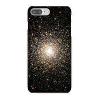 Galaxy Surrounded With Stars Phone Case Iphone 8 Plus / Snap Gloss & Tablet Cases