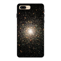 Galaxy Surrounded With Stars Phone Case Iphone 8 Plus / Tough Gloss & Tablet Cases