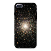 Galaxy Surrounded With Stars Phone Case Iphone 8 / Tough Gloss & Tablet Cases