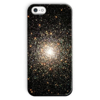 Galaxy Surrounded With Stars Phone Case Iphone Se / Snap Gloss & Tablet Cases