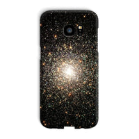 Galaxy Surrounded With Stars Phone Case S7 Edge / Snap Gloss & Tablet Cases