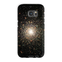 Galaxy Surrounded With Stars Phone Case S7 Edge / Tough Gloss & Tablet Cases