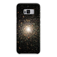 Galaxy Surrounded With Stars Phone Case Samsung S8 Plus / Snap Gloss & Tablet Cases