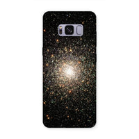 Galaxy Surrounded With Stars Phone Case Samsung S8 Plus / Tough Gloss & Tablet Cases