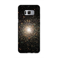Galaxy Surrounded With Stars Phone Case Samsung S8 / Tough Gloss & Tablet Cases