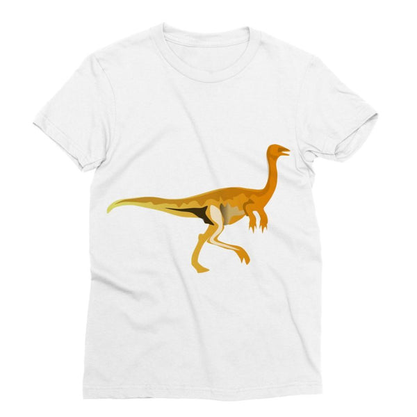 Gallimimus Dinosaur Sublimation T-Shirt S Apparel