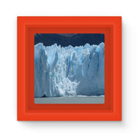 Giant Glacier Magnet Frame Red Homeware