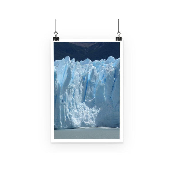 Giant Glacier Poster A3 Wall Decor