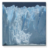 Giant Glacier Stretched Canvas 14X14 Wall Decor