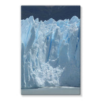 Giant Glacier Stretched Canvas 24X36 Wall Decor