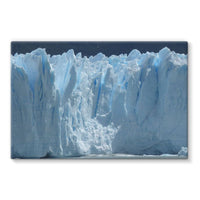 Giant Glacier Stretched Eco-Canvas 36X24 Wall Decor