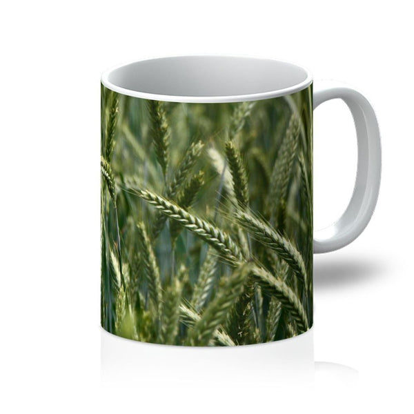 Grains Landscape View Mug 11Oz Homeware