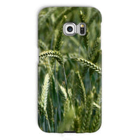 Grains Landscape View Phone Case Galaxy S6 Edge / Snap Gloss & Tablet Cases