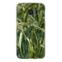 Grains Landscape View Phone Case Galaxy S6 / Snap Gloss & Tablet Cases