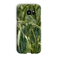Grains Landscape View Phone Case Galaxy S7 Edge / Snap Gloss & Tablet Cases