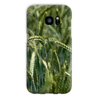 Grains Landscape View Phone Case Galaxy S7 / Snap Gloss & Tablet Cases