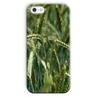 Grains Landscape View Phone Case Iphone 5/5S / Snap Gloss & Tablet Cases