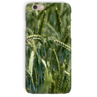 Grains Landscape View Phone Case Iphone 6 / Snap Gloss & Tablet Cases