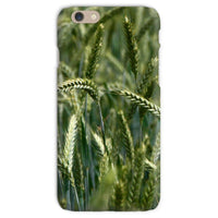 Grains Landscape View Phone Case Iphone 6S / Snap Gloss & Tablet Cases
