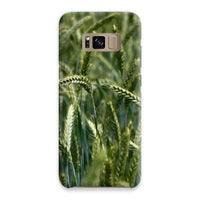 Grains Landscape View Phone Case Samsung S8 / Snap Gloss & Tablet Cases