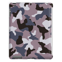 Gray Army Camo Pattern Tablet Case Ipad 2 3 4 Phone & Cases