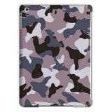 Gray Army Camo Pattern Tablet Case Ipad Air Phone & Cases
