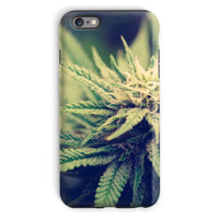 Green Cannabis Marijuana Phone Case Iphone 6S Plus / Tough Gloss & Tablet Cases