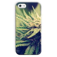 Green Cannabis Marijuana Phone Case Iphone Se / Snap Gloss & Tablet Cases