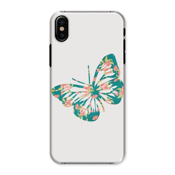 Green Cayenne Butterfly Phone Case Iphone X / Snap Gloss & Tablet Cases
