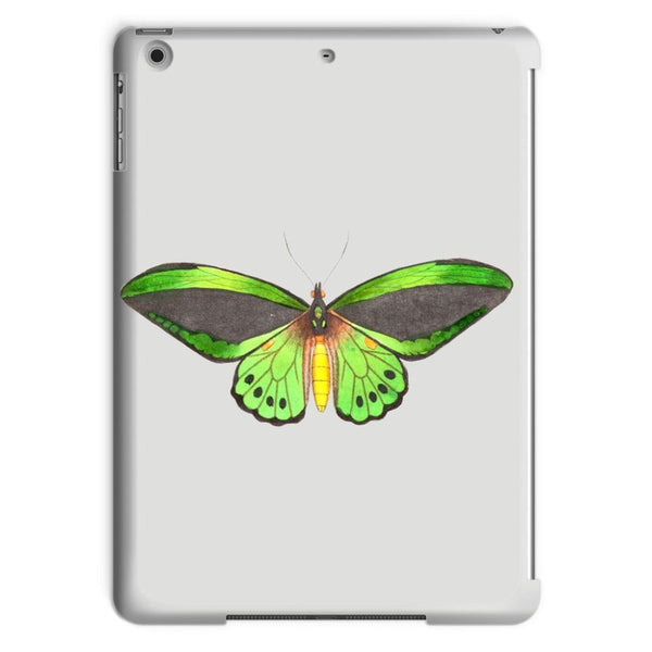 Green Grey Butterfly Tablet Case Ipad Air Phone & Cases