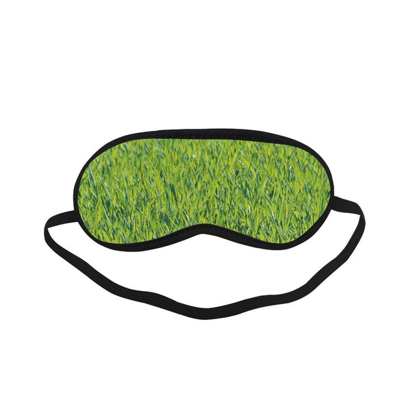 Green Summer Spring Grass Sleeping Mask