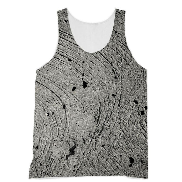 Holes In The Cement Surface Sublimation Vest Xs Apparel