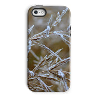 Ice Frozen On Plant Branches Phone Case Iphone 5/5S / Tough Gloss & Tablet Cases