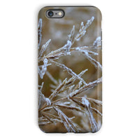 Ice Frozen On Plant Branches Phone Case Iphone 6 Plus / Tough Gloss & Tablet Cases