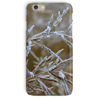 Ice Frozen On Plant Branches Phone Case Iphone 6 / Snap Gloss & Tablet Cases