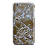 Ice Frozen On Plant Branches Phone Case Iphone 6S Plus / Snap Gloss & Tablet Cases