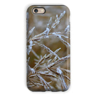 Ice Frozen On Plant Branches Phone Case Iphone 6S / Tough Gloss & Tablet Cases