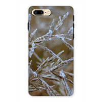 Ice Frozen On Plant Branches Phone Case Iphone 7 Plus / Tough Gloss & Tablet Cases