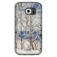 Ice Frozen On Plants Phone Case Galaxy S6 / Tough Gloss & Tablet Cases