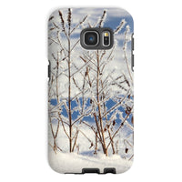 Ice Frozen On Plants Phone Case Galaxy S7 / Tough Gloss & Tablet Cases