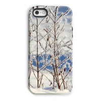 Ice Frozen On Plants Phone Case Iphone 5/5S / Tough Gloss & Tablet Cases