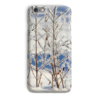 Ice Frozen On Plants Phone Case Iphone 6 Plus / Snap Gloss & Tablet Cases