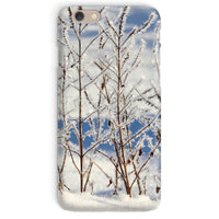 Ice Frozen On Plants Phone Case Iphone 6 / Snap Gloss & Tablet Cases