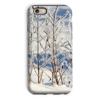 Ice Frozen On Plants Phone Case Iphone 6 / Tough Gloss & Tablet Cases