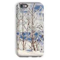 Ice Frozen On Plants Phone Case Iphone 6S Plus / Tough Gloss & Tablet Cases