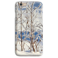 Ice Frozen On Plants Phone Case Iphone 6S / Snap Gloss & Tablet Cases
