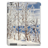 Ice Frozen On Plants Tablet Case Ipad 2 3 4 Phone & Cases