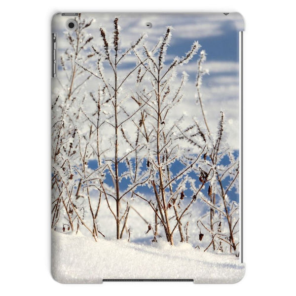 Ice Frozen On Plants Tablet Case Ipad Air Phone & Cases