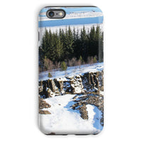 Ice Frozen On Rocky Mountain Phone Case Iphone 6 Plus / Tough Gloss & Tablet Cases