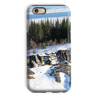 Ice Frozen On Rocky Mountain Phone Case Iphone 6 / Tough Gloss & Tablet Cases
